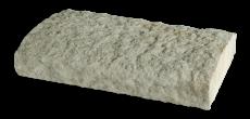 MÚRIKOVÁ čapica zelený melír