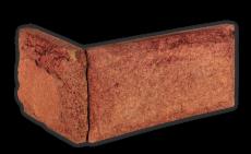 Pieskovec VERZIA 4 tehlová- krajovka
